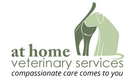 At Home Vet Services Recommended by Family Animal Services of Portland