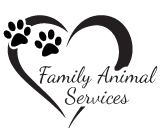 Family Animal Services of Portland Logo